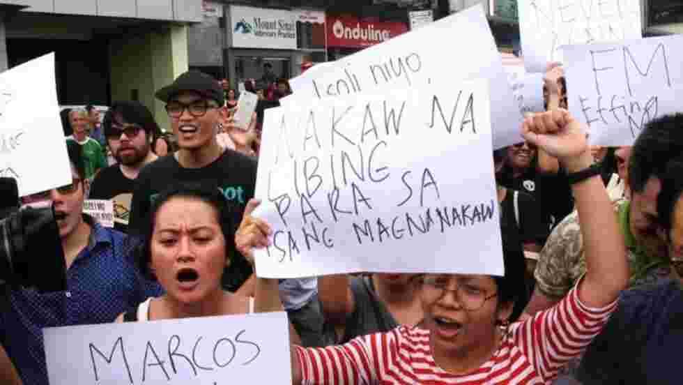 Philippines: enterrement controversé de l'ex-dictateur Marcos
