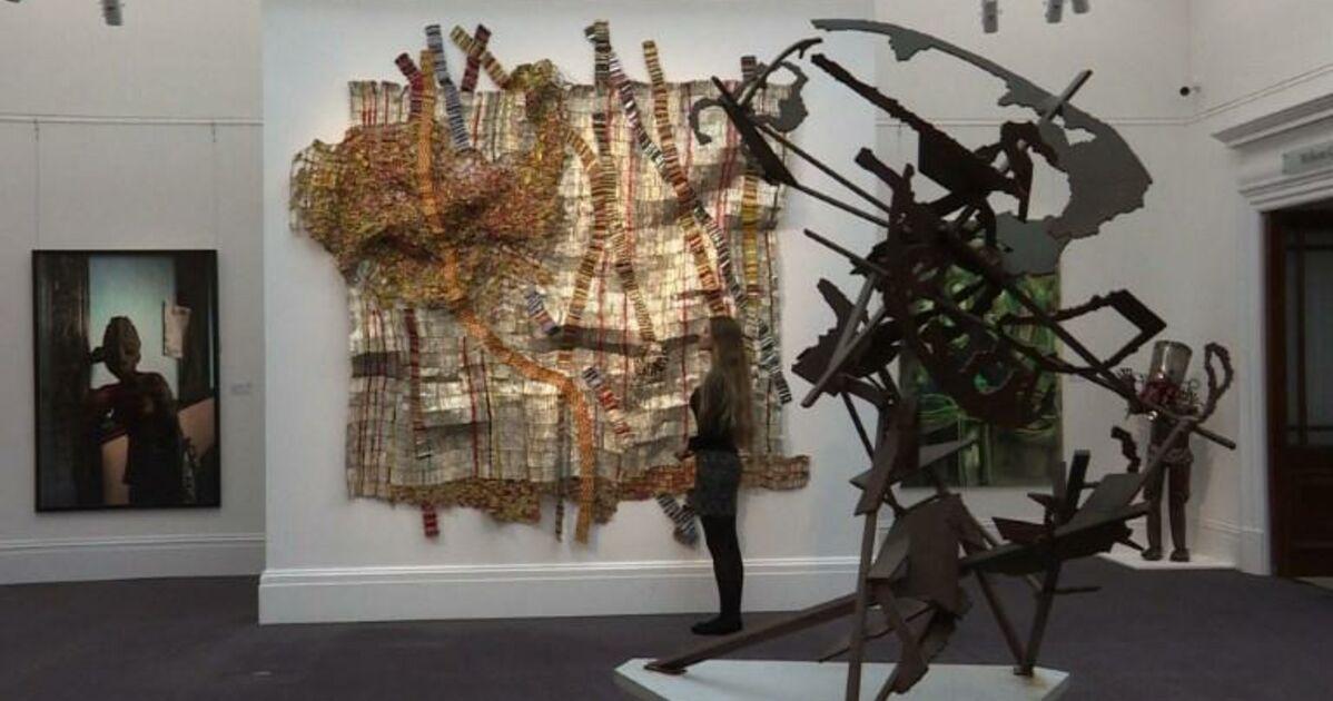 9ecba403882 Première vente aux enchères d art africain chez Sotheby s - Geo.fr
