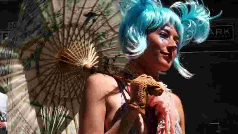 "San Francisco : le festival ""How Weird"" célèbre le bizzare"