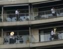 """Un orchestre au balcon pour une création: """"Grand Ensemble"""""""