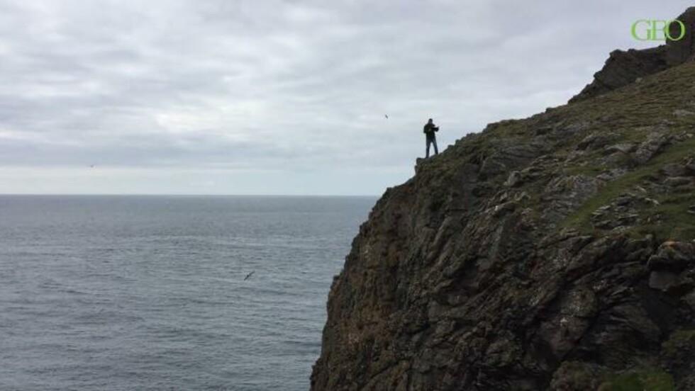 VIDÉO - Shetland : les anges gardiens des oiseaux de Fair Isle