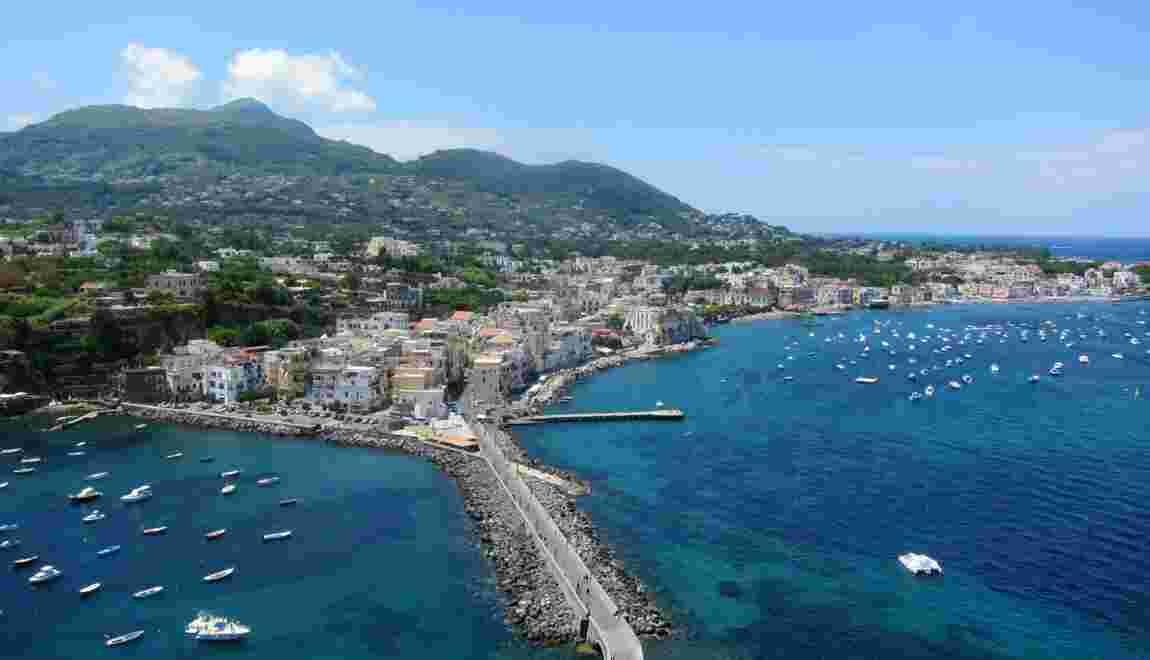 VIDÉO - Italie : cinq raisons d'embarquer pour l'île d'Ischia