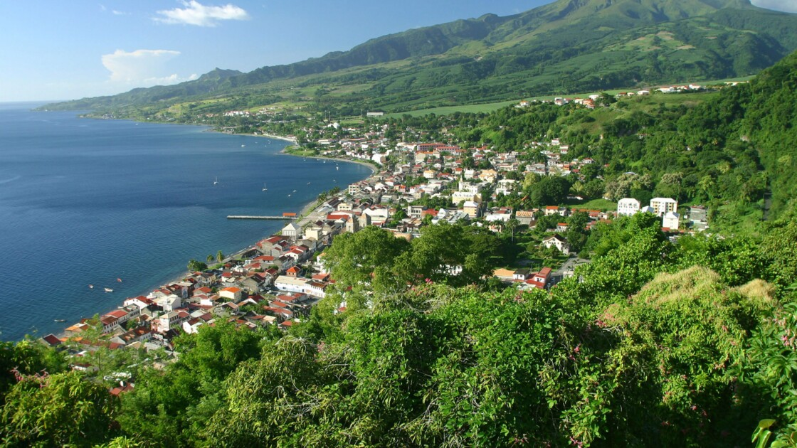 Huit choses à savoir sur la Martinique