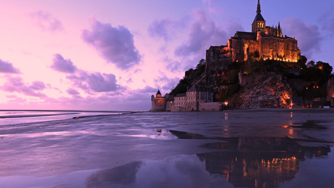 Le Mont-Saint-Michel grandeur nature