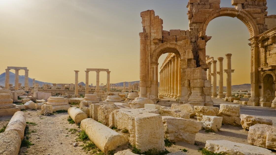 Palmyre, Nimroud, Hatra... Ces sites antiques détruits par l'organisation Etat islamique (EI)