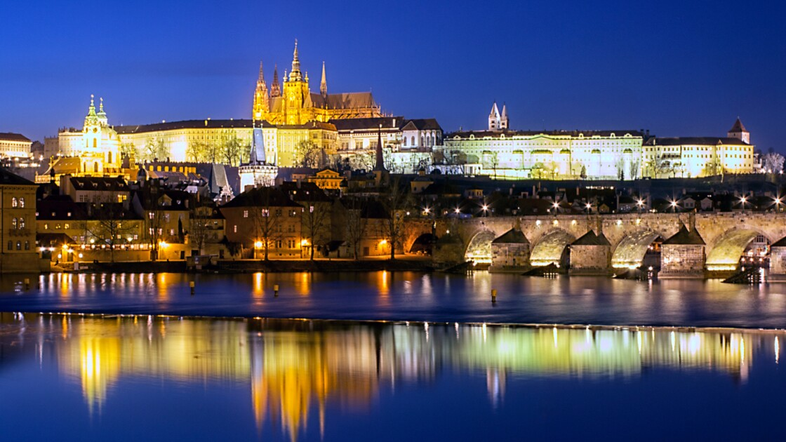 PHOTOS - Découvrir Prague en 10 lieux emblématiques