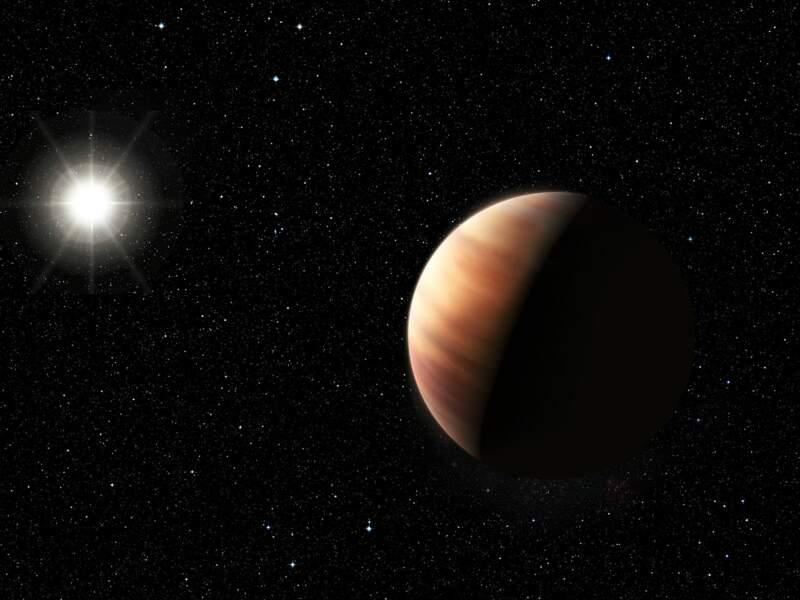 1995 - Découverte de la première exoplanète