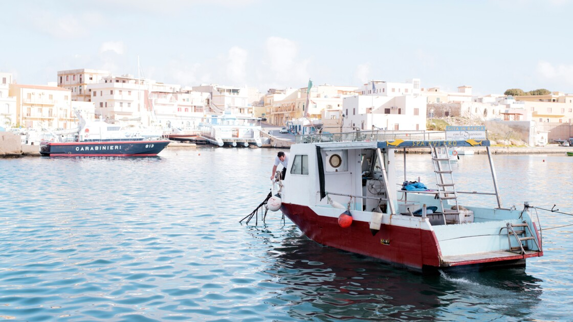 PHOTOS : Lampedusa, l'île de la consolation
