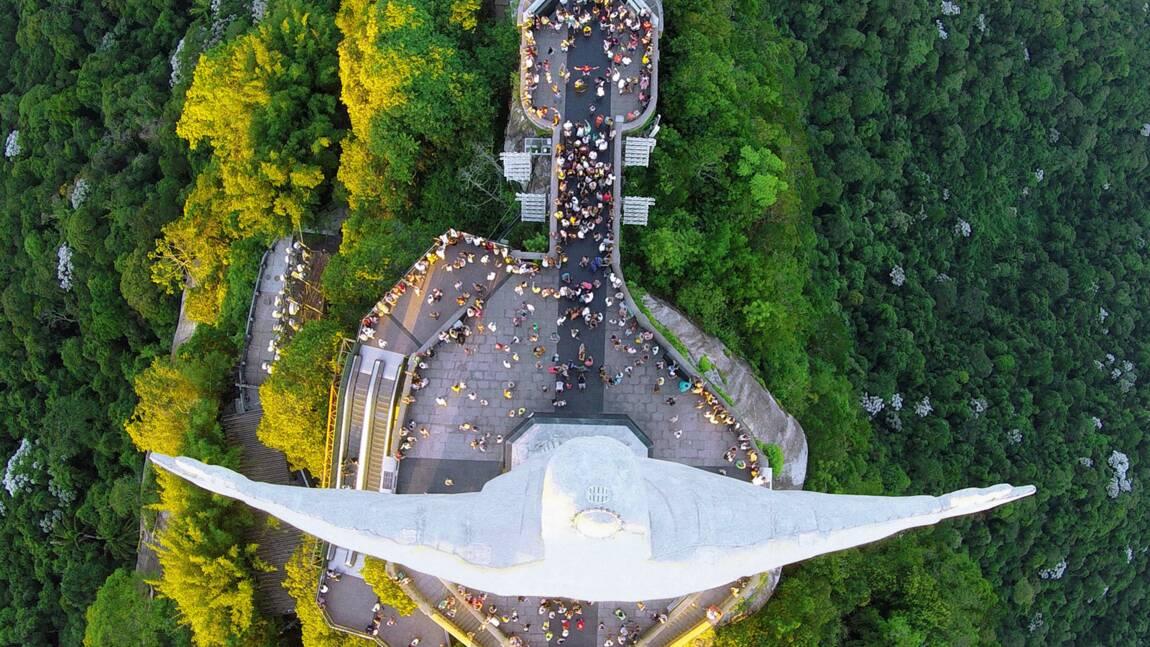PHOTOS - Le monde vu de drone