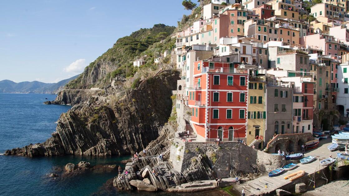 Les Cinque Terre et la Riviera italienne