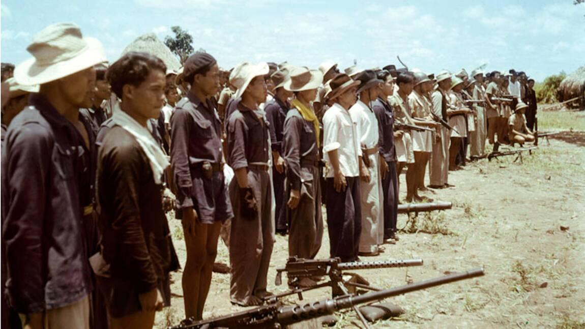 PHOTOS - Willy Rizzo, un photographe de mode au cœur de la guerre d'Indochine