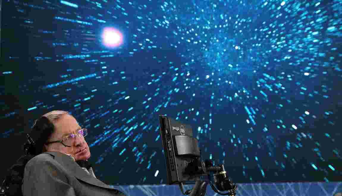 Pluie d'hommages après la mort de l'astrophysicien britannique Stephen Hawking