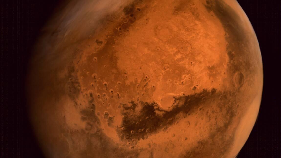 Mars n'a plus été aussi près de la Terre depuis 15 ans