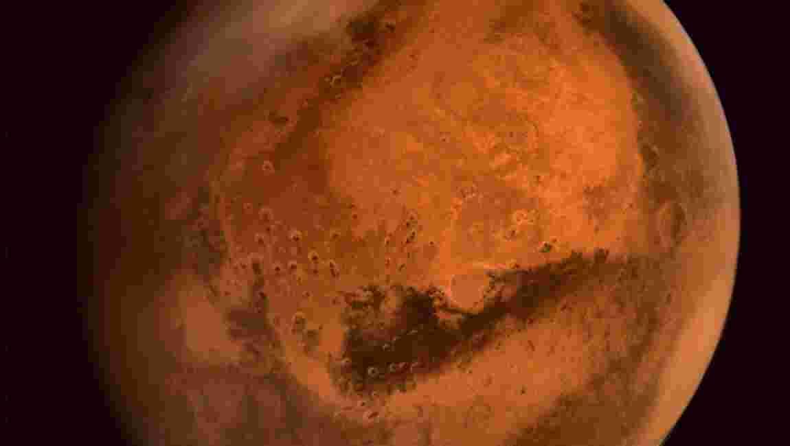 Une étude douche les espoirs de transformer l'atmosphère martienne