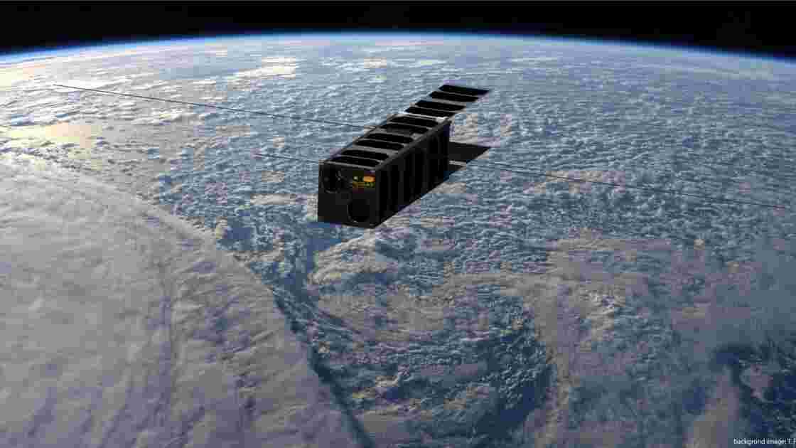 PicSat, le nanosatellite français et sa jeune étoile