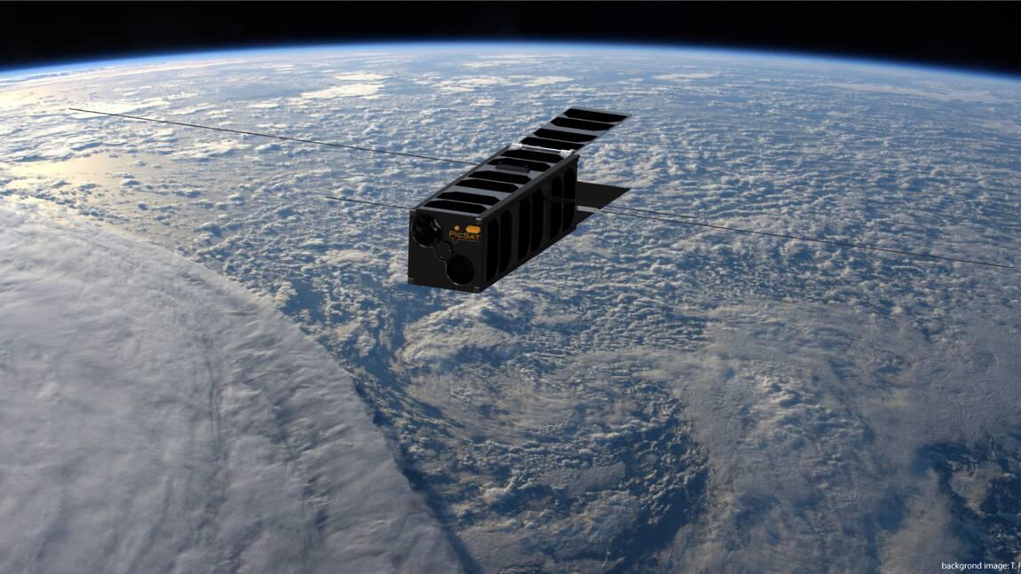 Un nanosatellite français fin prêt à épier une exoplanète