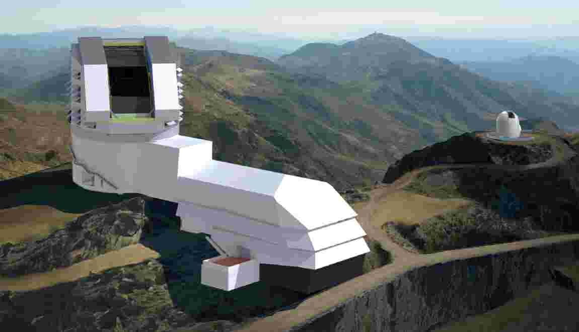 Le télescope LSST, superhéros de l'astronomie, au cœur d'un congrès à Lyon
