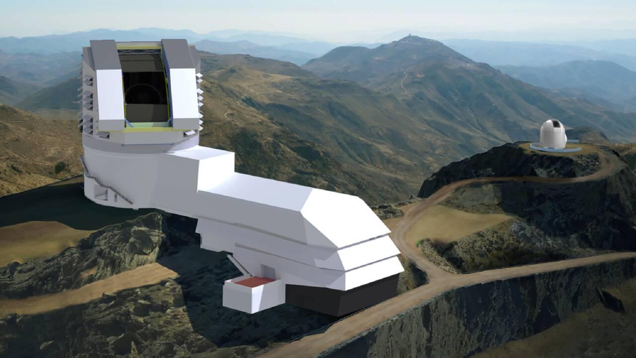 Le télescope LSST, superhéros de l'astronomie, au coeur d'un congrès en France