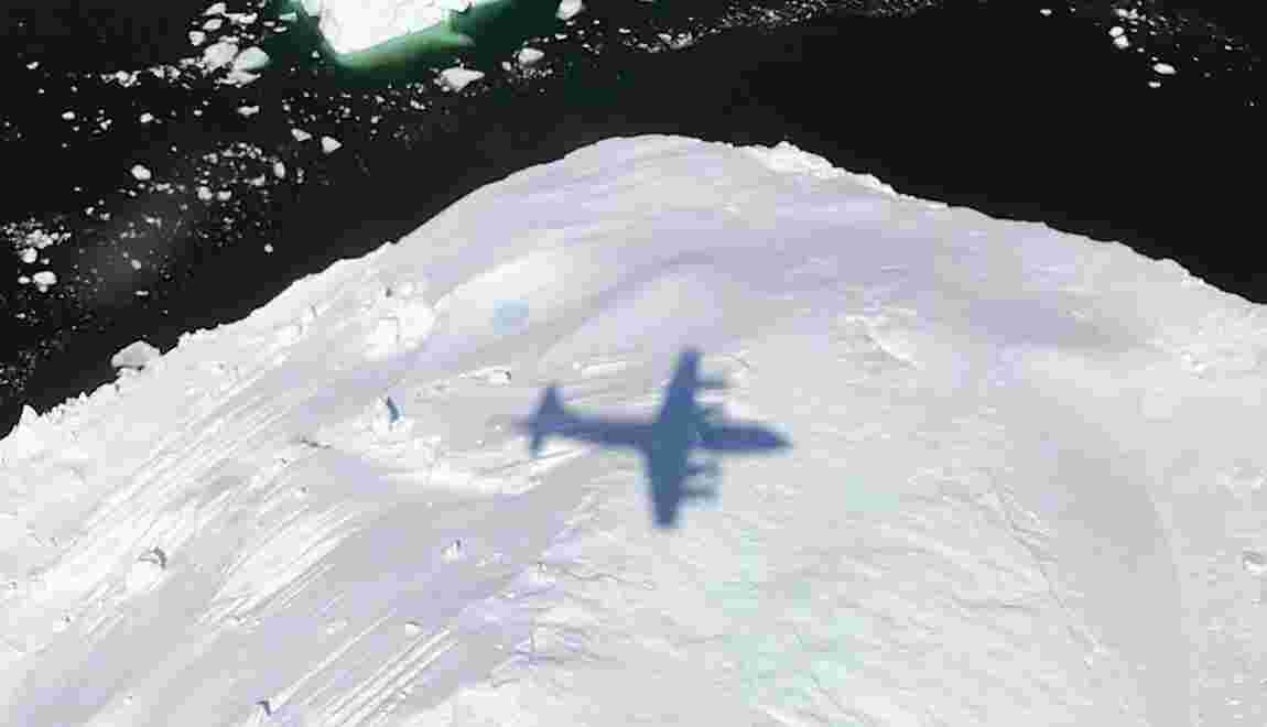 La Nasa envoit dans l'espace un laser pour mesurer la glace sur Terre