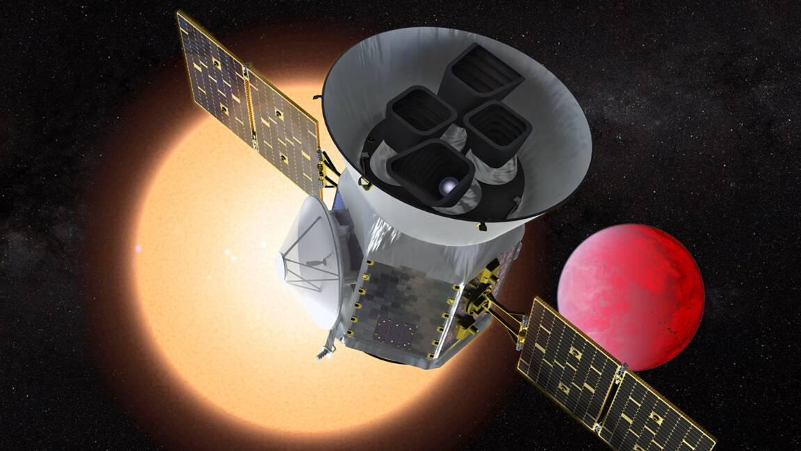 Report du lancement du télescope de la Nasa en quête d'exoplanètes