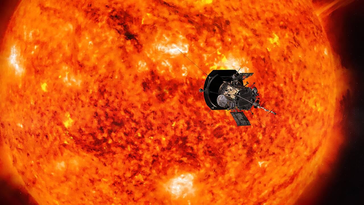 Lancement de la sonde Parker à destination du soleil