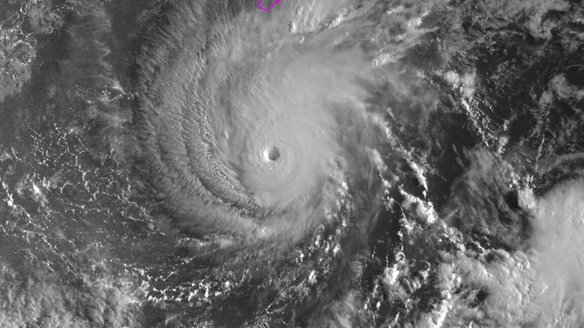 Ouragan Lane: Trump déclare l'état d'urgence à Hawaï