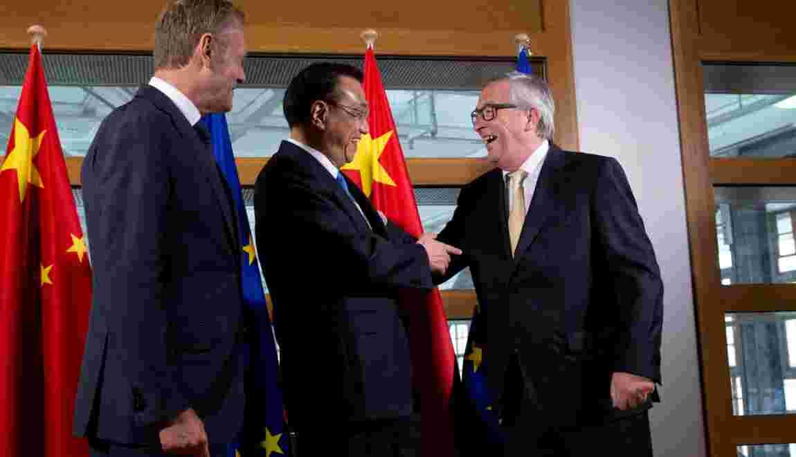 Climat : l'UE et la Chine vont accroître leur coopération (Tusk)