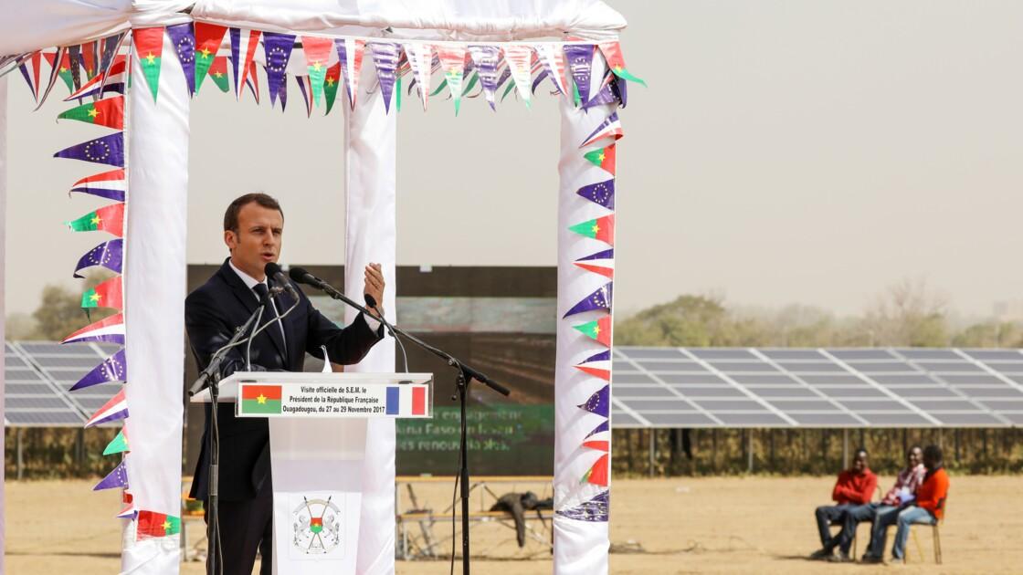 Burkina : inauguration de la plus grande centrale solaire d'Afrique de l'Ouest