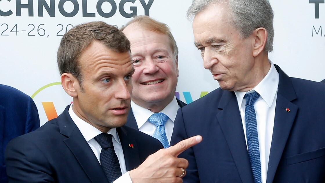 """Macron: des mesures """"à l'automne"""" pour """"déployer encore davantage"""" la recherche française"""
