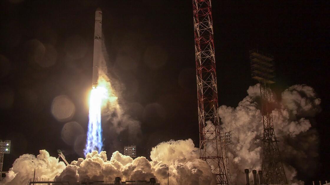 La Russie a rétabli le contact avec le satellite angolais