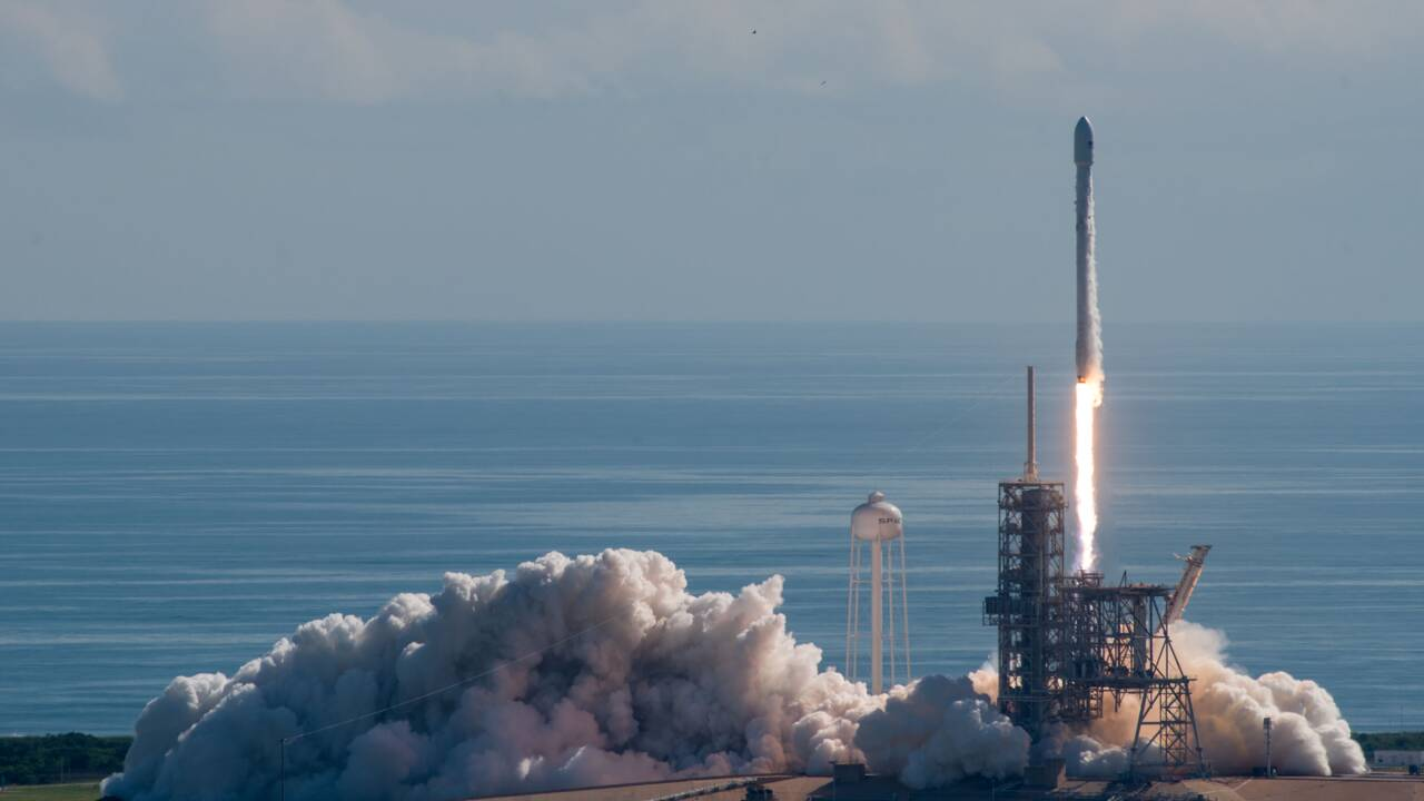 SpaceX lance la mini-navette spatiale secrète de l'armée américaine