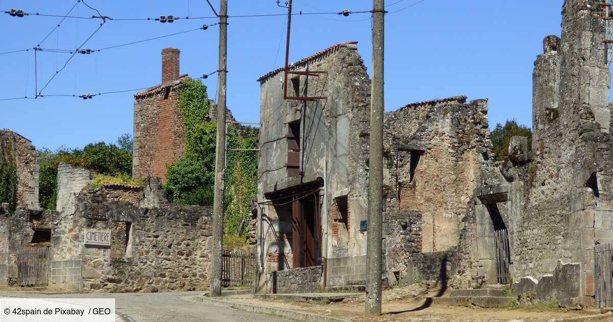 Pourquoi le massacre d'Oradour-sur-Glane a-t-il eu lieu ?