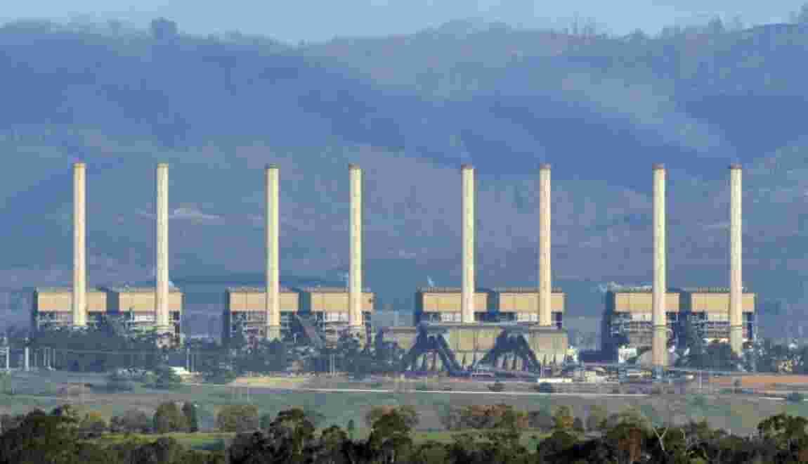 Charbon: Engie ferme une des centrales les plus polluantes d'Australie