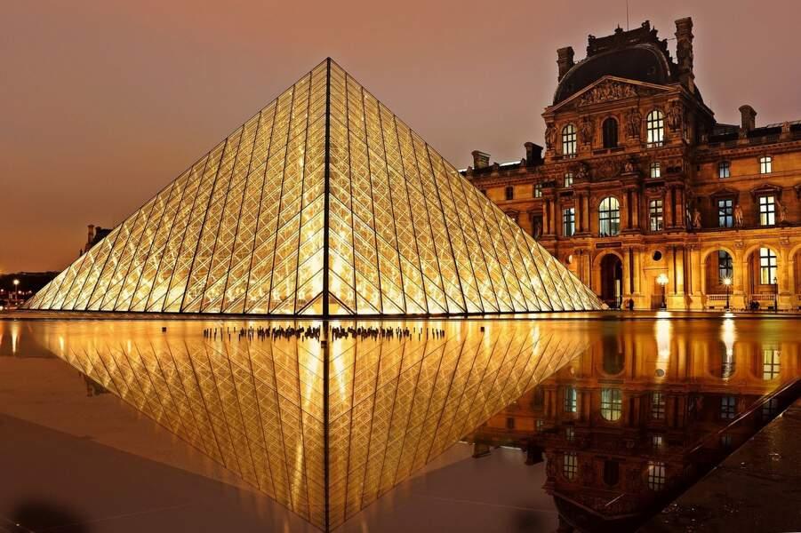 1. Le musée du Louvre