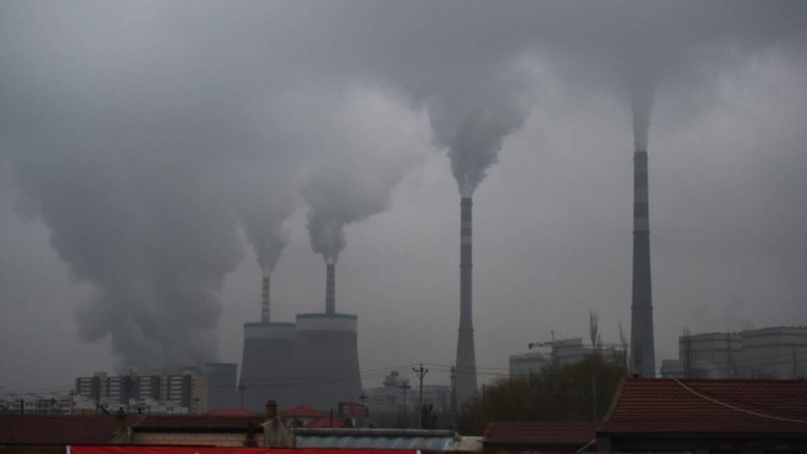 Les émissions de CO2 stables, mais toujours trop élevées pour le climat