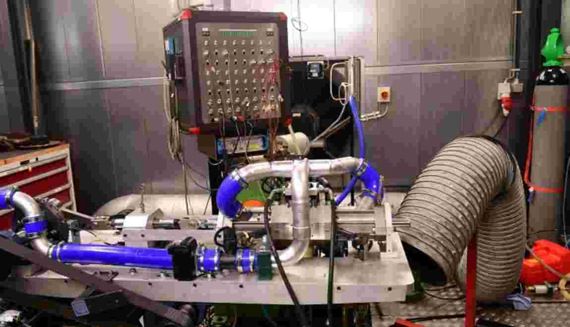 Moins gourmand, plus autonome: une firme israélienne réinvente le moteur à combustion