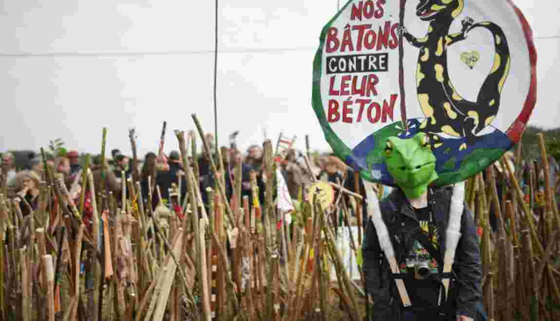 ND-des-Landes: une magistrate préconise l'annulation des permis de travaux