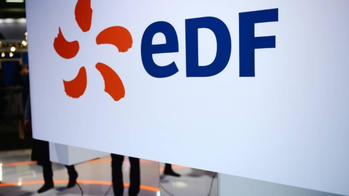 EDF étale les fermetures de réacteurs, en pleine inquiétude sur l'approvisionnement électrique