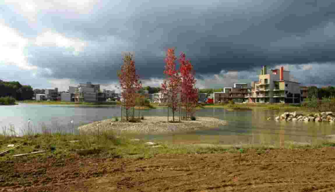 Loisirs: l'imposant projet éco-touristique Villages Nature ouvrira en juillet 2017