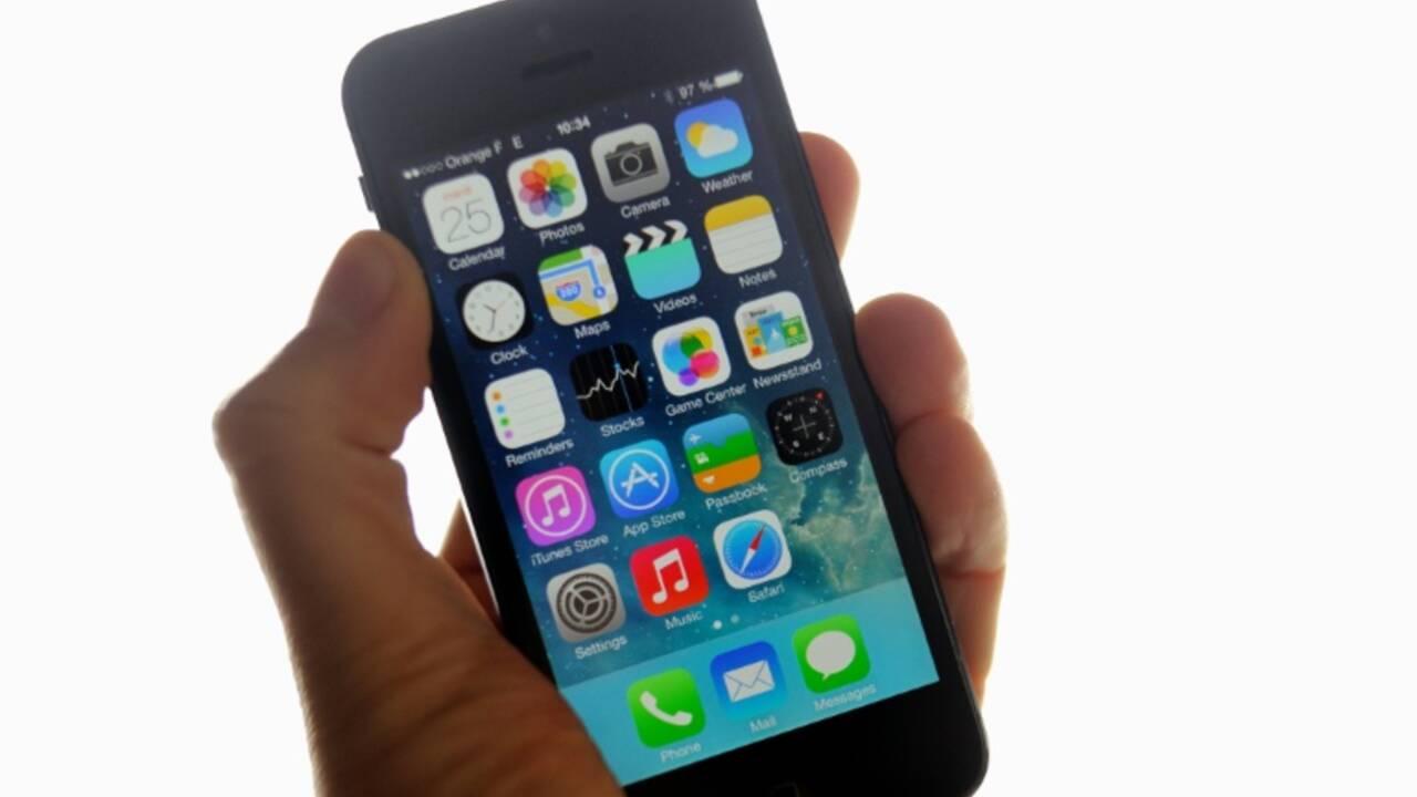 Les salissures laissées sur votre portable racontent votre vie