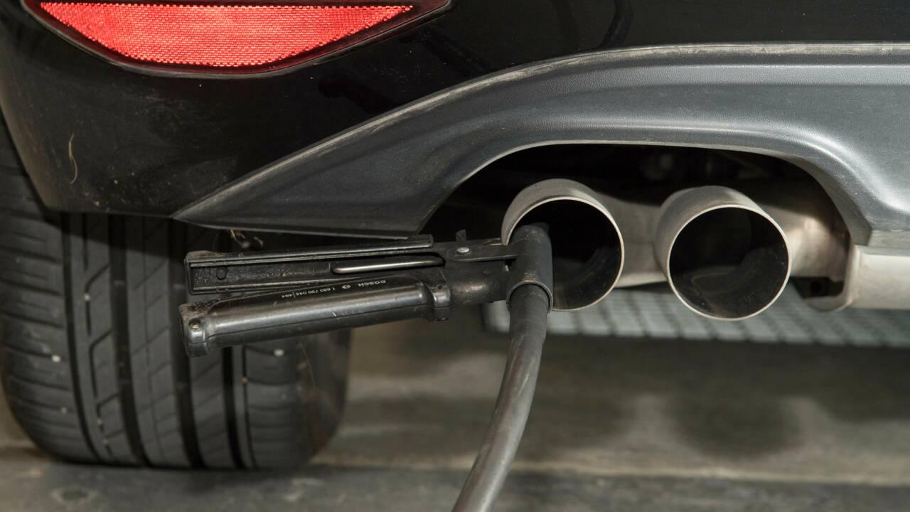 """Le diesel condamné à une """"lente agonie"""""""