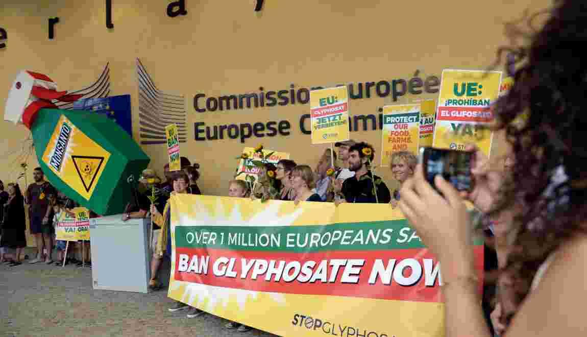 Interdire le glyphosate signerait la fin de l'agroécologie, selon des agriculteurs