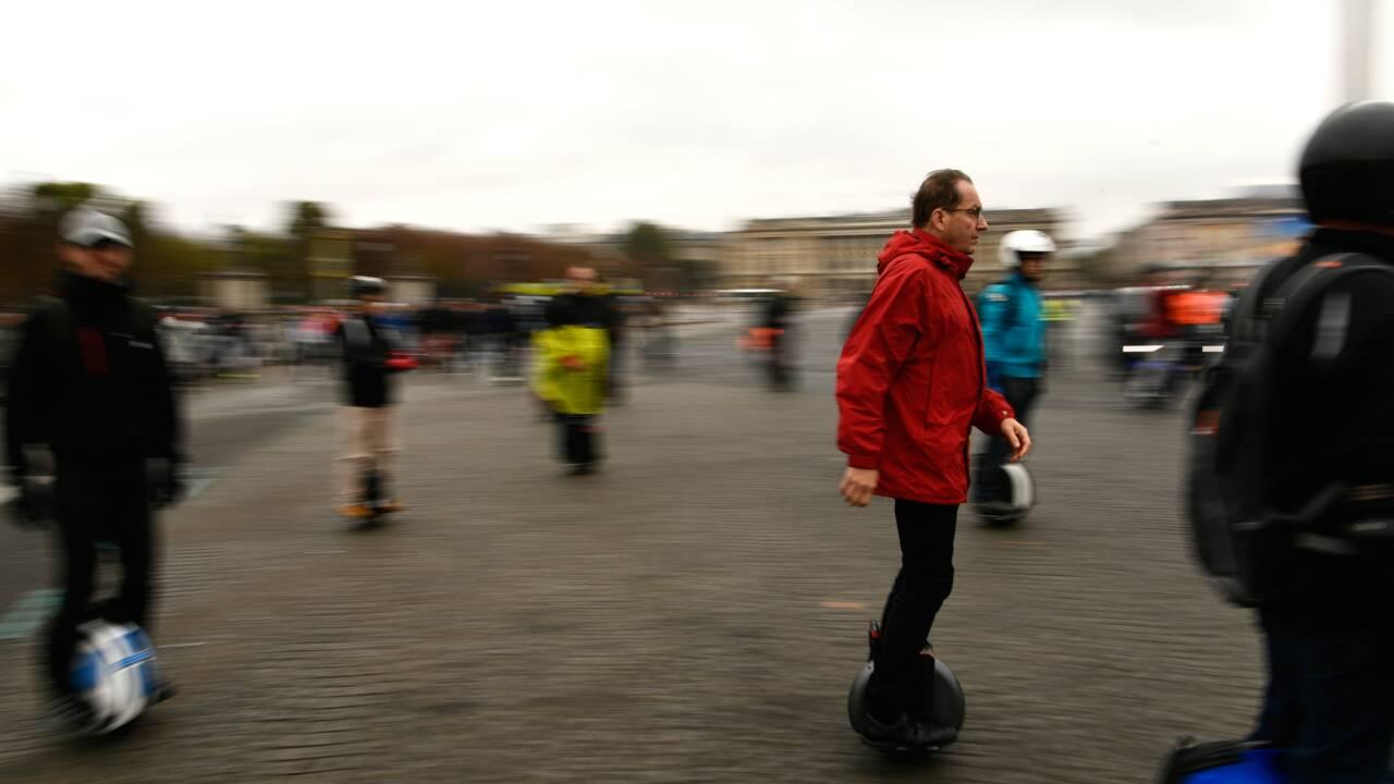 """Journée sans voiture à Paris: une capitale """"moins stressante"""""""