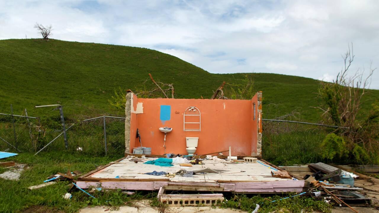 Ouragan Maria en 2017: bilan officiel remonté à 2.975 morts à Porto Rico