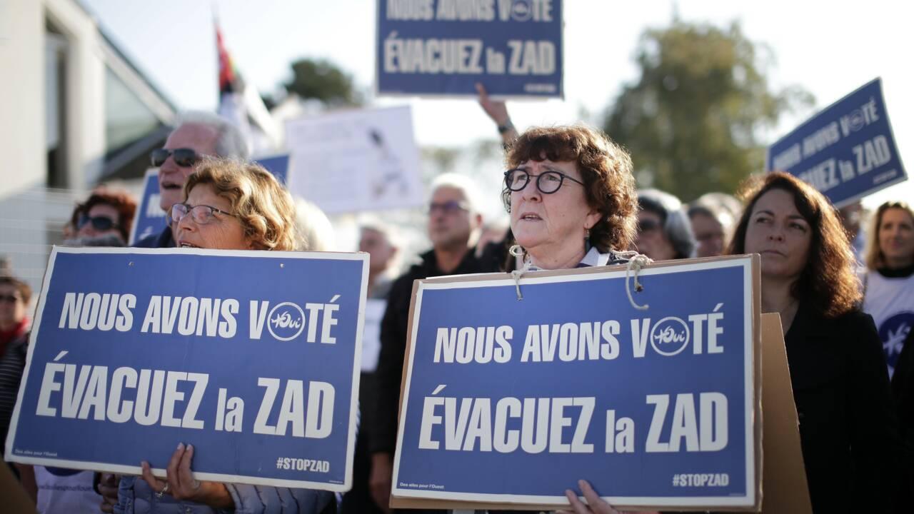 Les opposants à Notre-Dame-des-Landes amplifient leur mainmise sur les terres