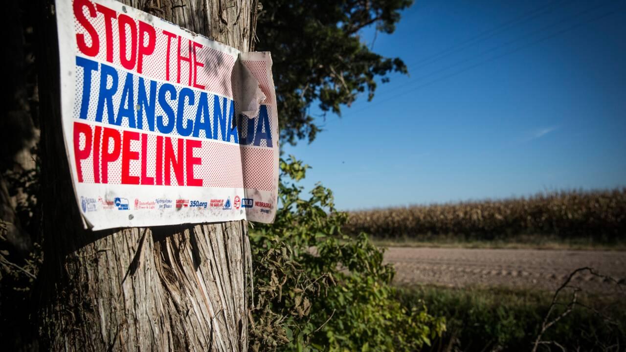 Canada: face aux contestations, le sort incertain d'un oléoduc