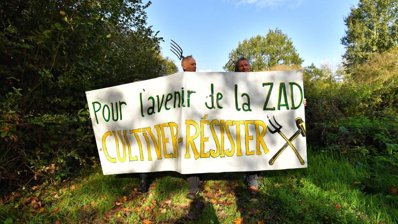 Rassemblement festif contre l'aéroport de Notre-Dame-des-Landes