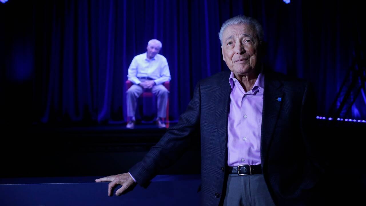 VIDÉO - Des survivants de l'Holocauste immortalisés en hologrammes interactifs