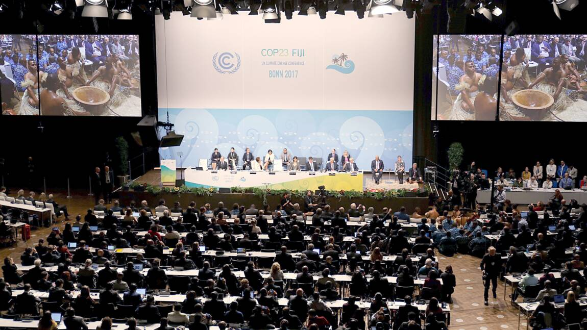 Climat: la COP23 s'ouvre à Bonn sur des appels à agir urgemment