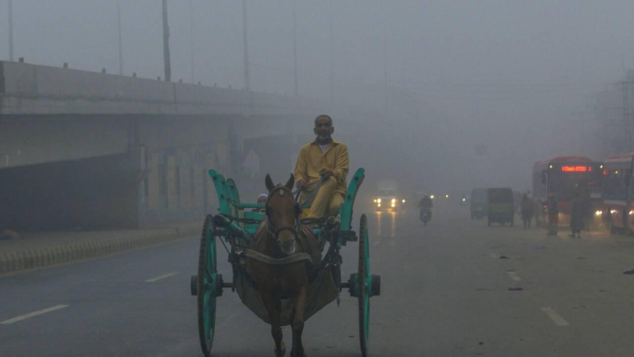 Au Pakistan aussi, le smog fait des ravages